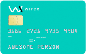 Wirex card